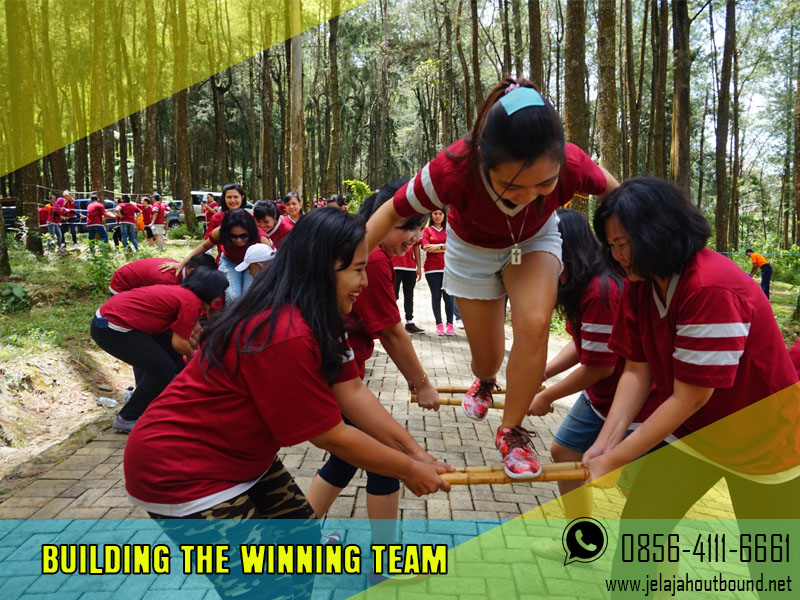 Building The Winning Team Outbound Training