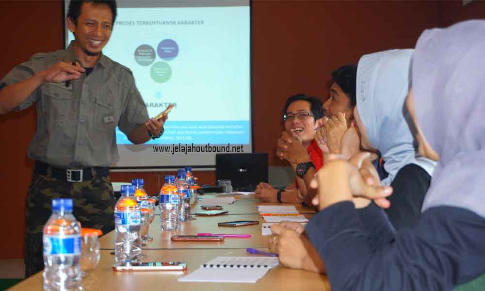 Outbound Capacity Building