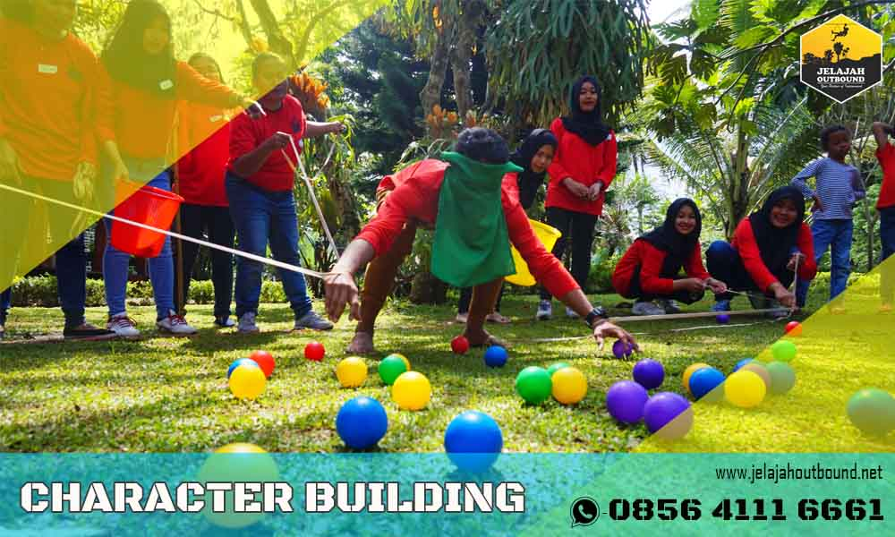 Character Building Outbound Training