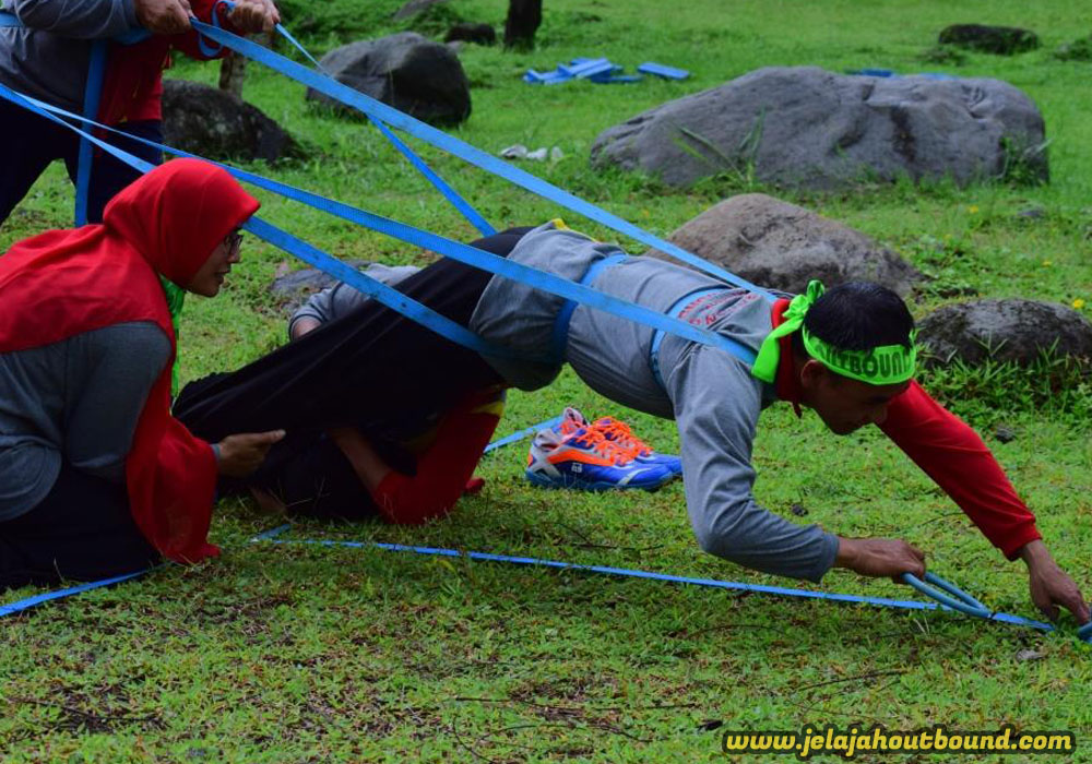 Mengapa Harus Outbound ?