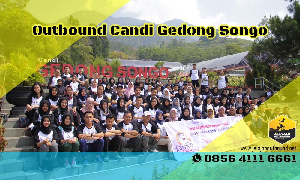 Outbound Gedong Songo Bandungan