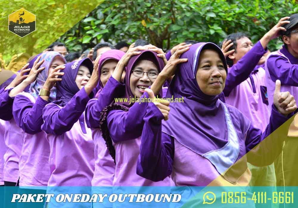 Paket One Day Outbound