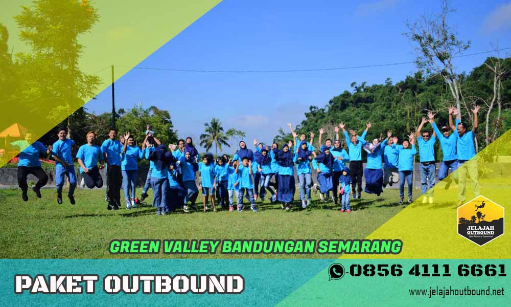 PAKET OUTBOUND DI GREEN VALLEY BANDUNGAN