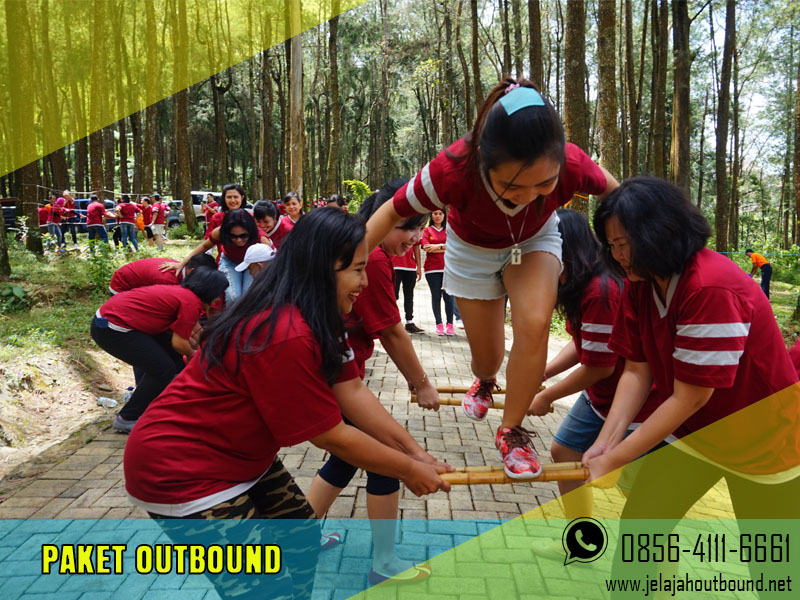 Paket Outbound Jelajah Outbound