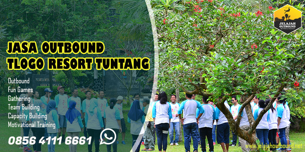Jasa Outbound di Tlogo Resort