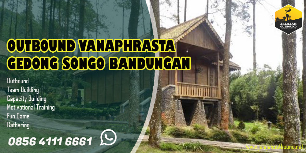 Outbound di Vanaprastha Gedong Songo