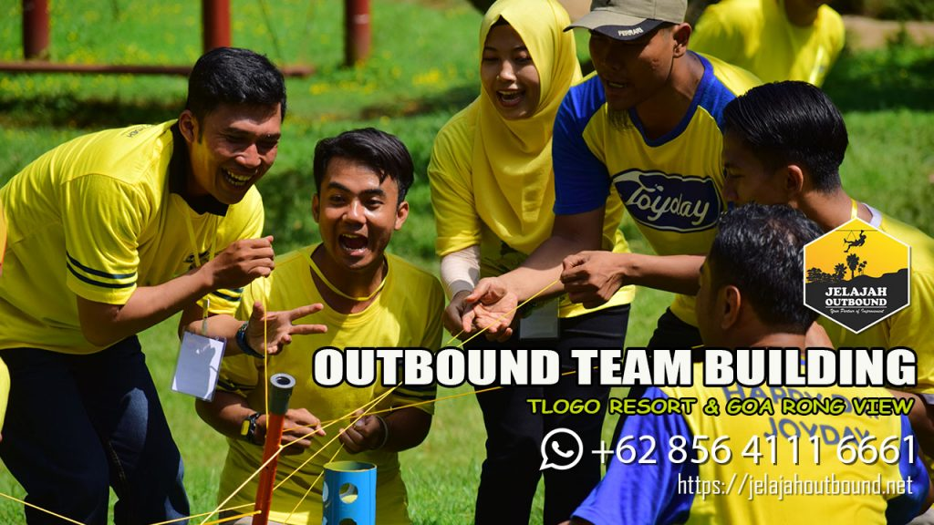 Team Building di Tlogo Resort